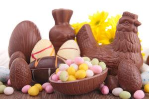 Chocolats de Pâques VETDOM Veterinaire Narbonne