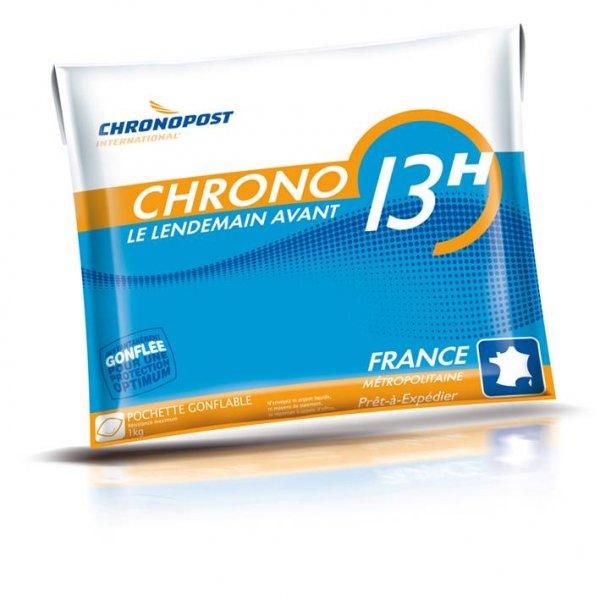 VETDOM a choisi CHRONOPOST pour l'envoi de ses analyses hors Narbonne
