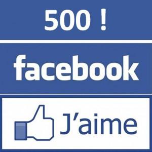 VETDOM vétérinaire Narbonne exclusivement à domicile a 500 fans sur Facebook