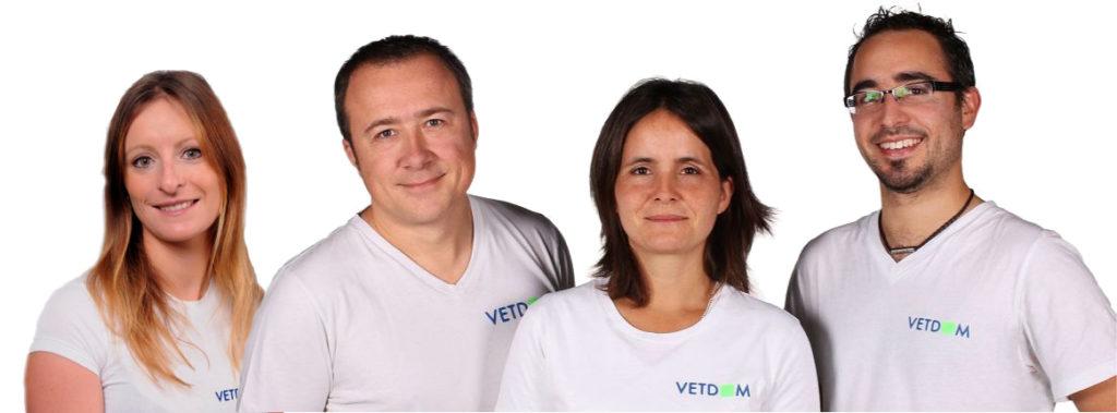 Dr DEJEAN, Dr FAGET, Dr VIENNET, Dr ABELARD