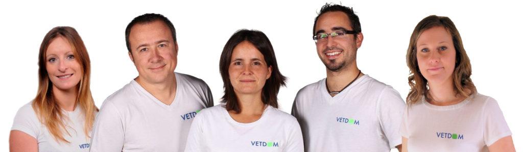 Les 5 vétérinaires VETDOM, vétérinaires à domicile sur Narbonne et sa région