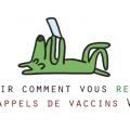 rappels de vaccination