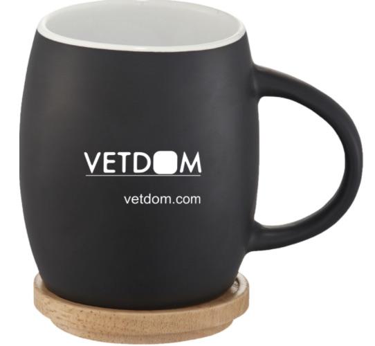 Le mug VETDOM officiel